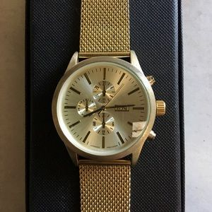 Other - Gold Plated Watch
